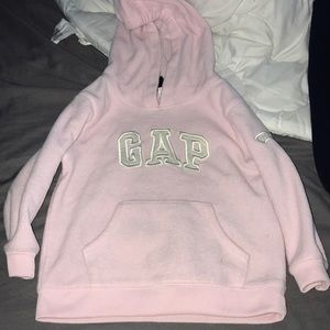 Pink GAP hoodie for toddlers